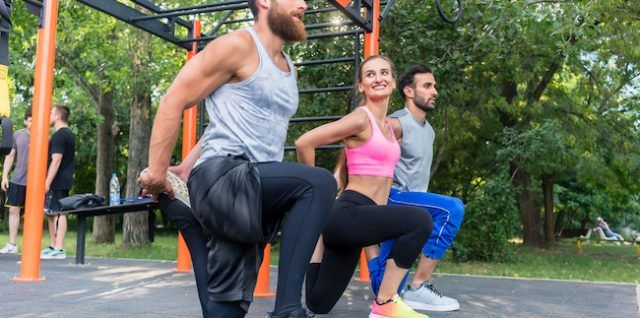 exercices pour les jambes